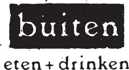 Buiten Eten & Drinken Gouda