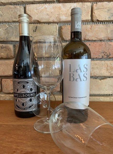 Herfst wijn Bas