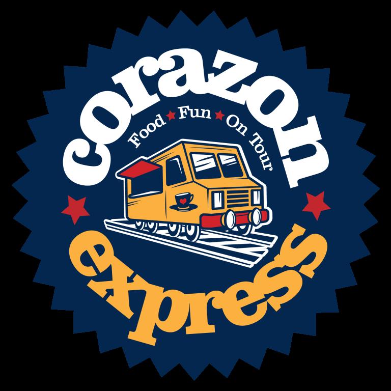 Logo Corazon Express transparant