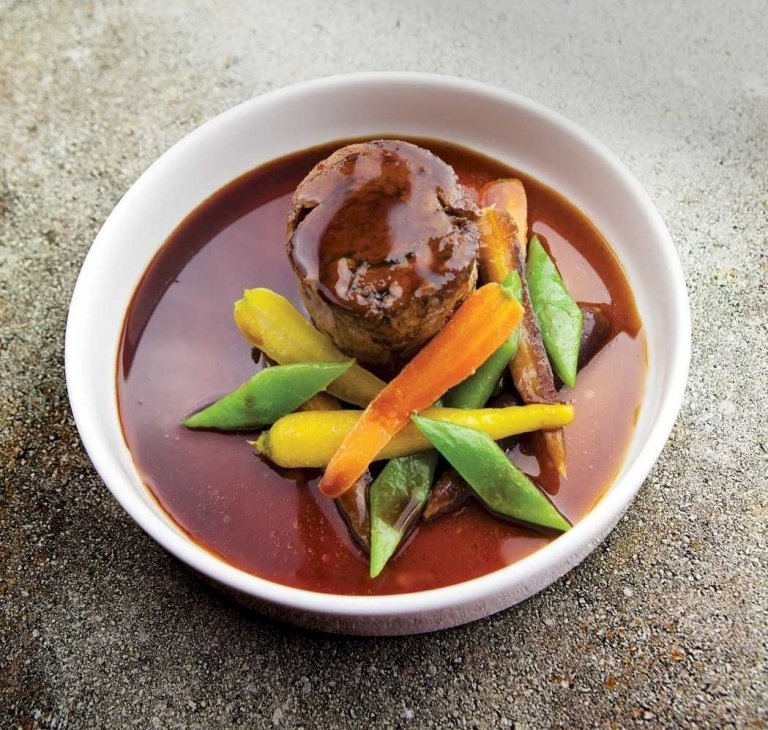 Double cooked lamb shoulder