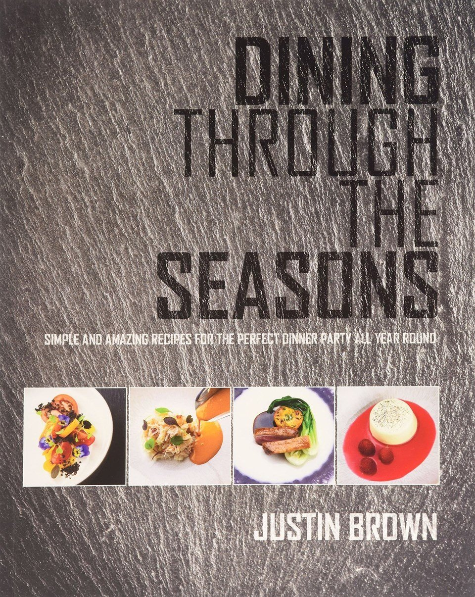 Book: Dining through the seasons