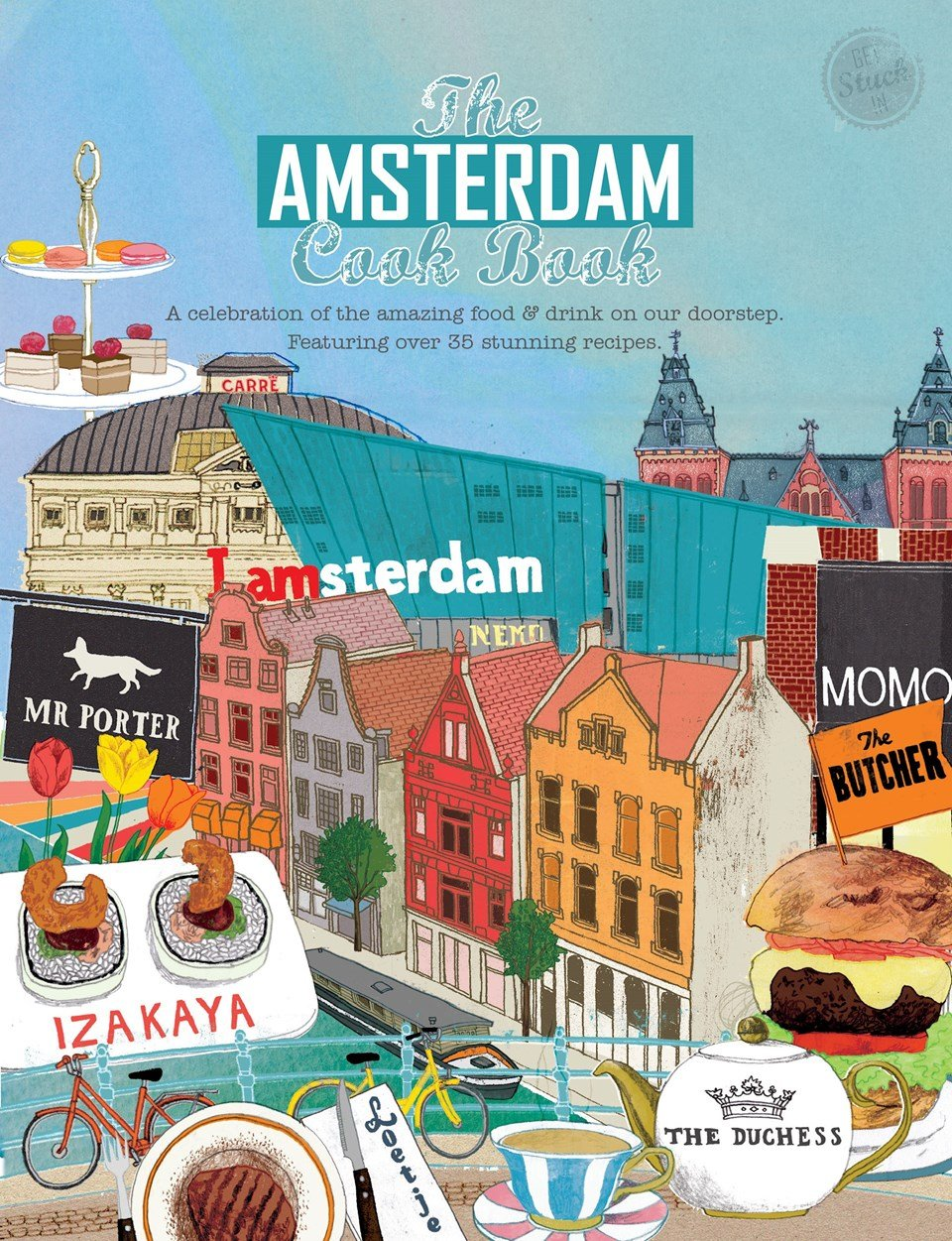 The Amsterdam Cookbook