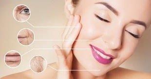 Beauty treatment rejuvenation anti aging